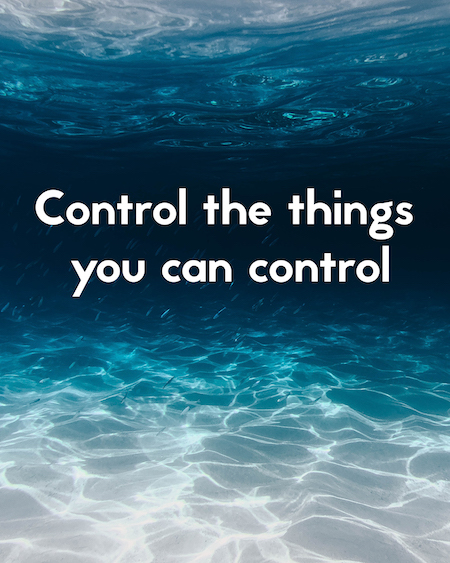 Control the Things You can Control – A Stoic's Guide to 2020